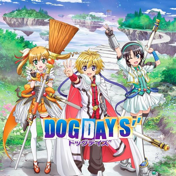 DOG DAYS (1)