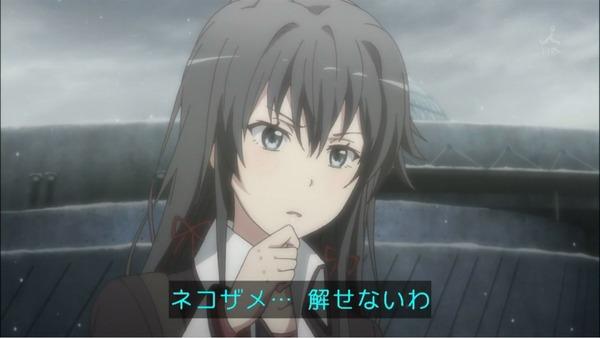 俺ガイル (28)