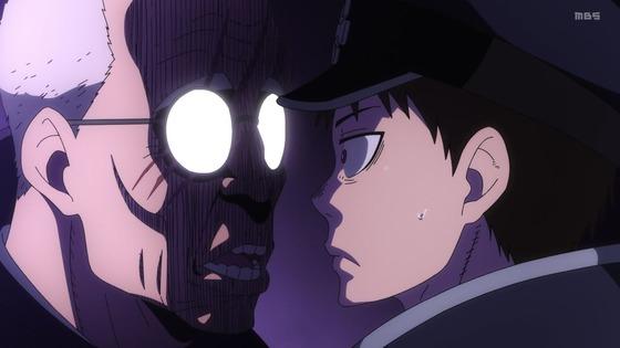 「炎炎ノ消防隊 弐ノ章」2期 第2話感想 (9)
