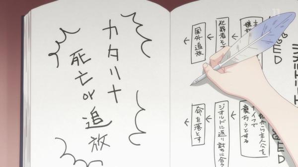 「乙女ゲームの破滅フラグしかない悪役令嬢」はめふら1話 (26)