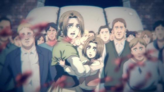 「進撃の巨人」70話(4期 11話)感想 (63)