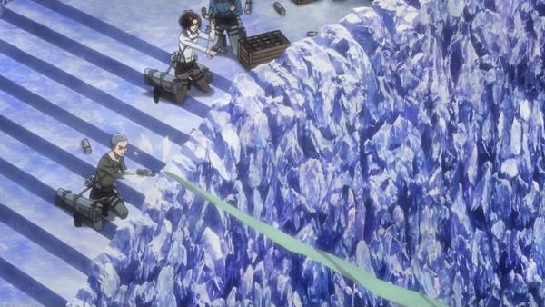 「進撃の巨人 Season3」(3期 7話)44話 (7)