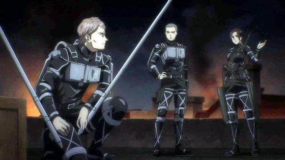 「進撃の巨人」65話(4期 6話)感想  (139)