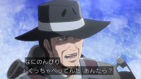 「進撃の巨人 Season3」(3期 6話)43話感想 (40)