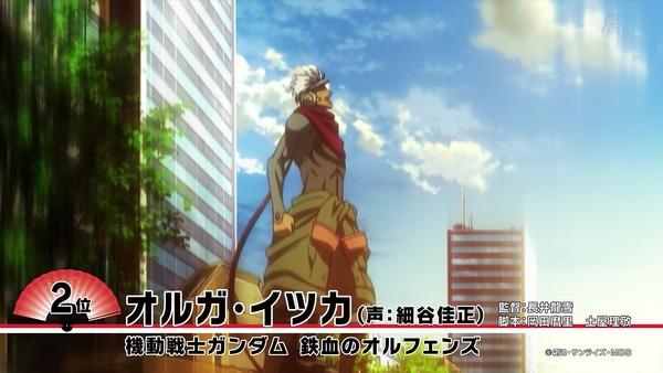好きなアニメキャラ「ニッポンアニメ100」ランキング (30)