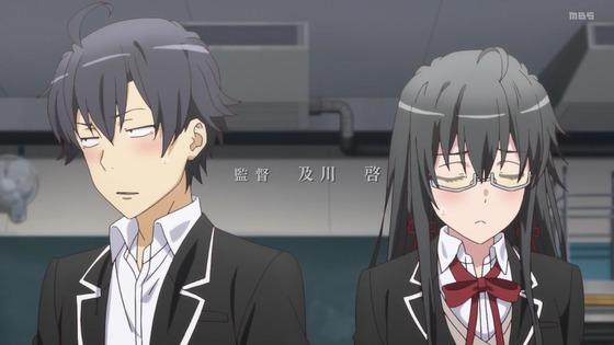 「俺ガイル」第3期 第12話(最終回)感想 画像 (13)