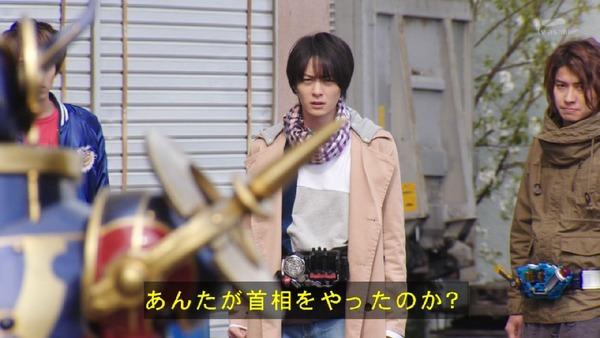 「仮面ライダービルド」34話感想  (1)