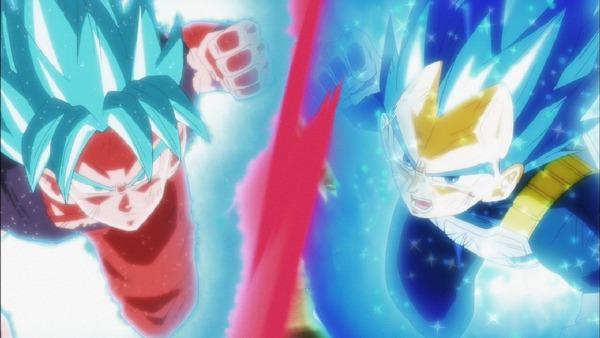「ドラゴンボール超」123話感想 限界突破ベジータ!ブルー界王拳の悟空と並びジレンに立ち向かう!!(画像)