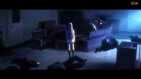 「グリザイア:ファントムトリガー」第1回 感想 (23)