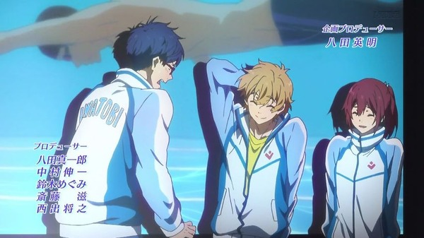「Free! Dive to the Future」3期 1話 (11)