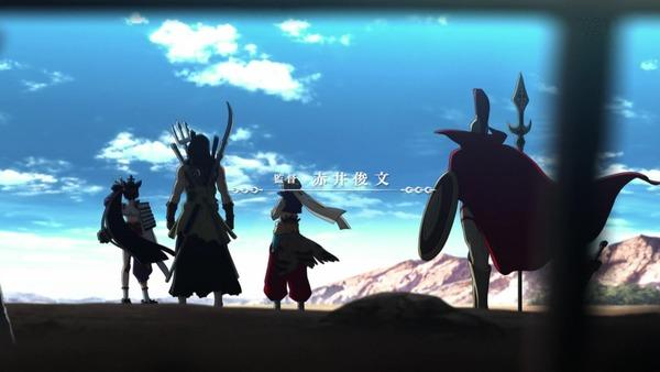 「FateGrand Order 絶対魔獣戦線バビロニア」FGO 2話感想 (15)