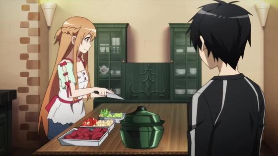 「SAO ソードアート・オンライン」8話感想 (61)