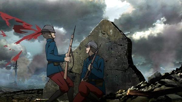 「幼女戦記」10話 (25)