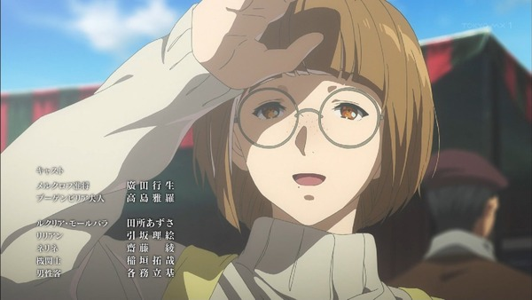 「ヴァイオレット・エヴァーガーデン」13話 (72)