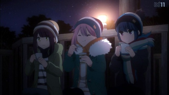 「ゆるキャン△ SEASON2」2期 3話感想 (65)