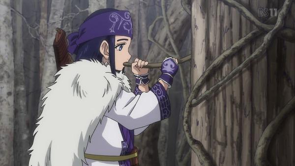 「ゴールデンカムイ」5話 (99)