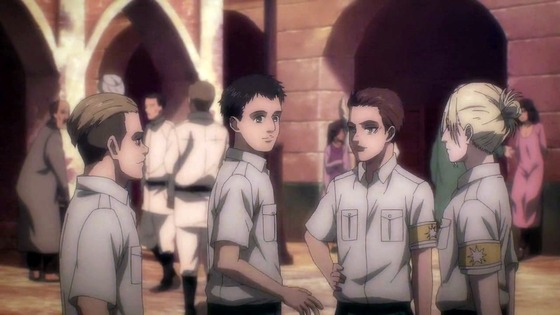 「進撃の巨人 The Final Season」61話(4期 2話)感想画像  (87)
