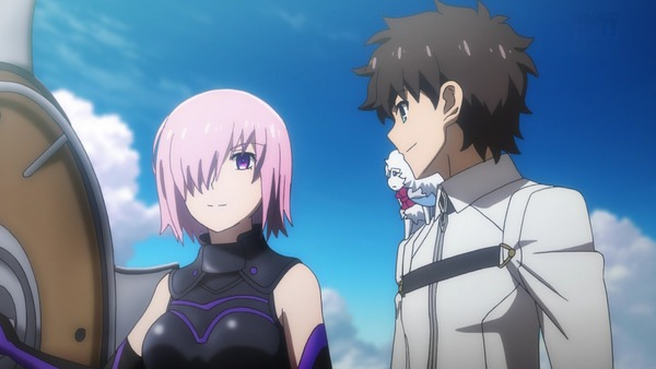 「Fate/Grand Order -First Order-」 (100)