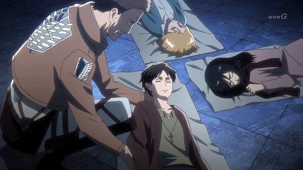 「進撃の巨人 Season3」(3期 11話)48話感想 (53)