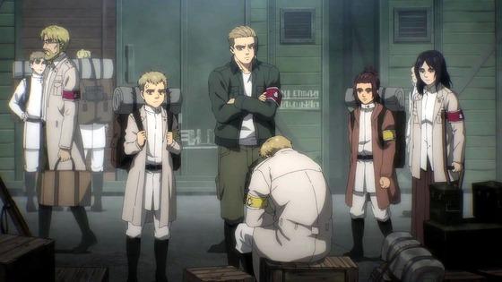 「進撃の巨人 The Final Season」61話(4期 2話)感想画像  (120)