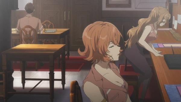 「ヴァイオレット・エヴァーガーデン」2話 (18)