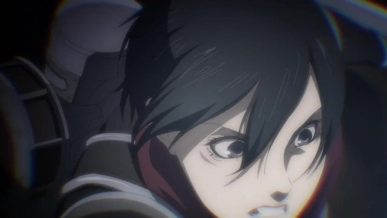 「進撃の巨人」65話(4期 6話)感想  (167)