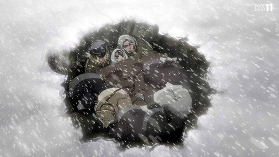 「ゴールデンカムイ」31話(3期 7話)感想 画像 (151)