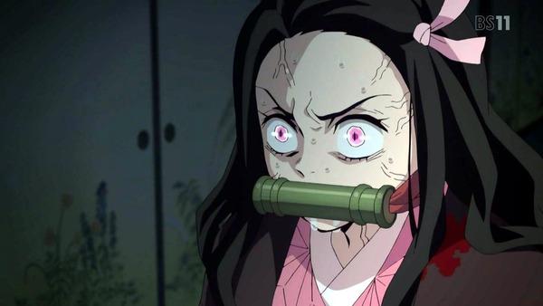 「鬼滅の刃」23話感想 (14)