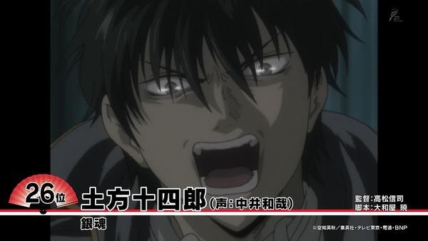 好きなアニメキャラ「ニッポンアニメ100」ランキング (6)