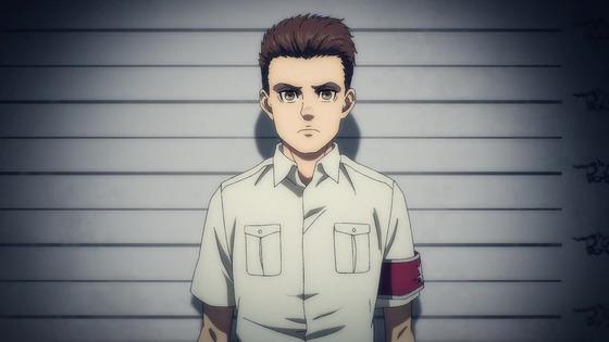 「進撃の巨人」62話(4期 3話)感想 (47)