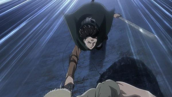 「進撃の巨人 Season3」(3期 13話)50話感想 (34)