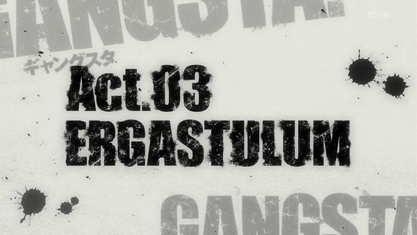 GANGSTA (2)