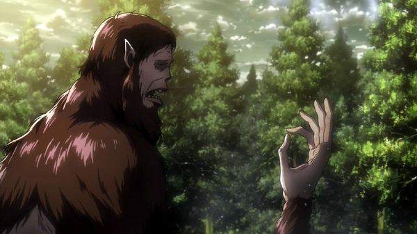 「進撃の巨人 Season2」26話 (25)