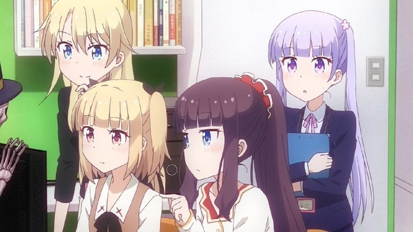 「NEW GAME!!」2期 3話 (16)