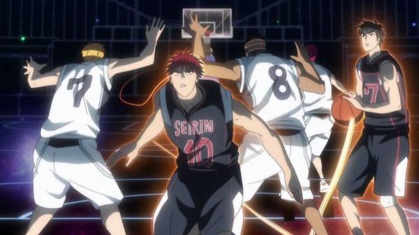 黒子のバスケ (5)