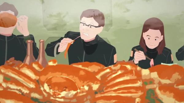 「映像研には手を出すな!」8話感想 画像  (58)