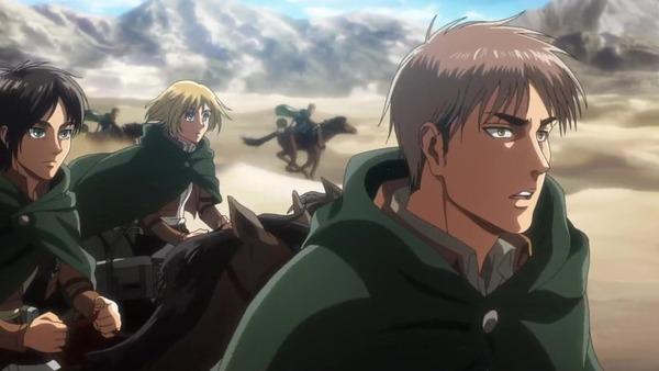 「進撃の巨人」59話感想 (107)