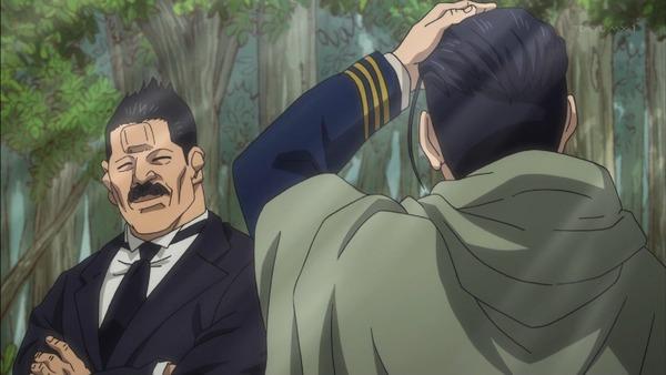 「ゴールデンカムイ」15話(2期 3話) (49)