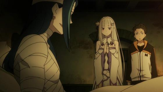 「Re:ゼロから始める異世界生活」第28話感想 (113)
