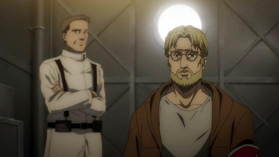 「進撃の巨人」第74話(4期 15話)感想 (129)