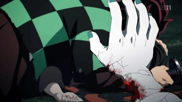 「鬼滅の刃」21話感想 (17)