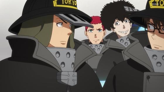 「炎炎ノ消防隊 弐ノ章」第1話感想 (44)