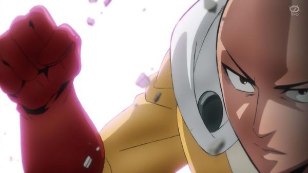 「ワンパンマン」14話(2期 2話)感想 (35)