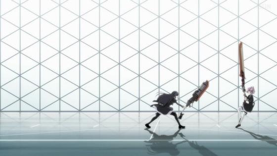 「アサルトリリィ BOUQUET」3話感想 画像  (14)