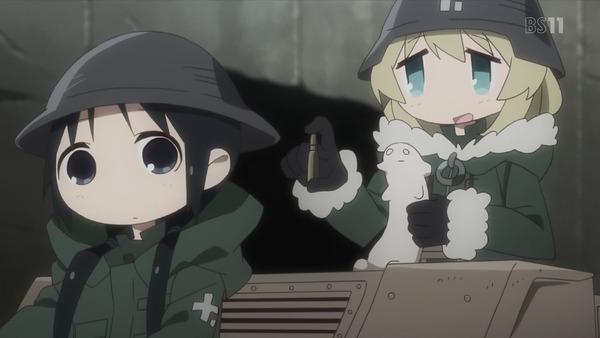 「少女終末旅行」11話 (1)