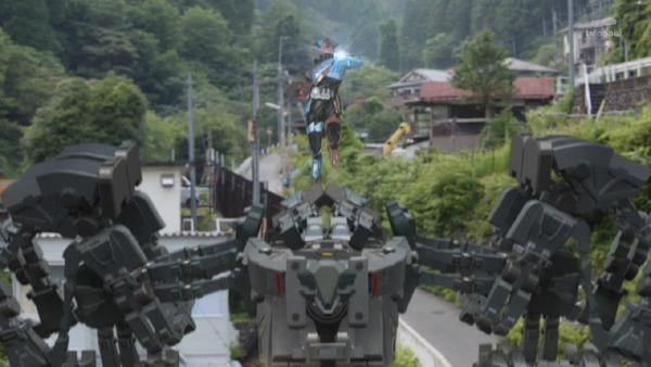 「仮面ライダービルド」2話 (46)
