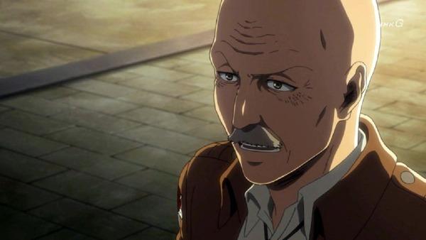 「進撃の巨人 Season3」(3期 6話)43話感想 (37)