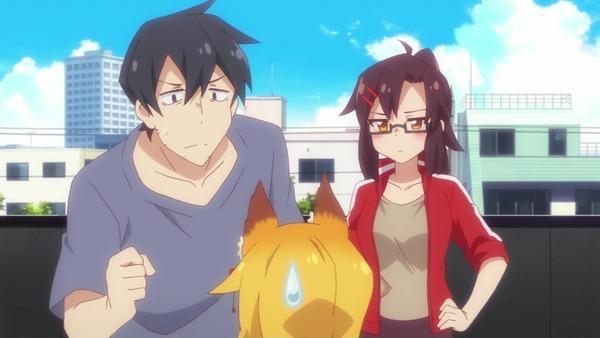 「世話やきキツネの仙狐さん」3話感想 (13)