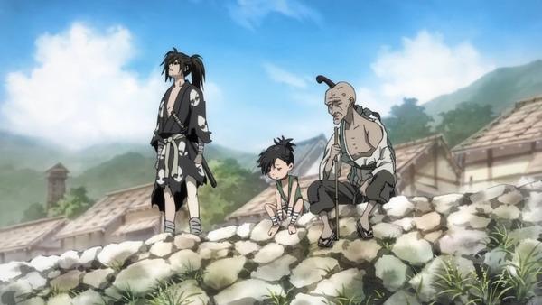 「どろろ」第11話 感想 (23)