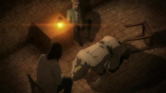 「進撃の巨人」64話(4期 5話)感想 (117)